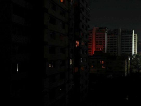 Caracas y otras ciudades de Venezuela sufren nuevo apagón