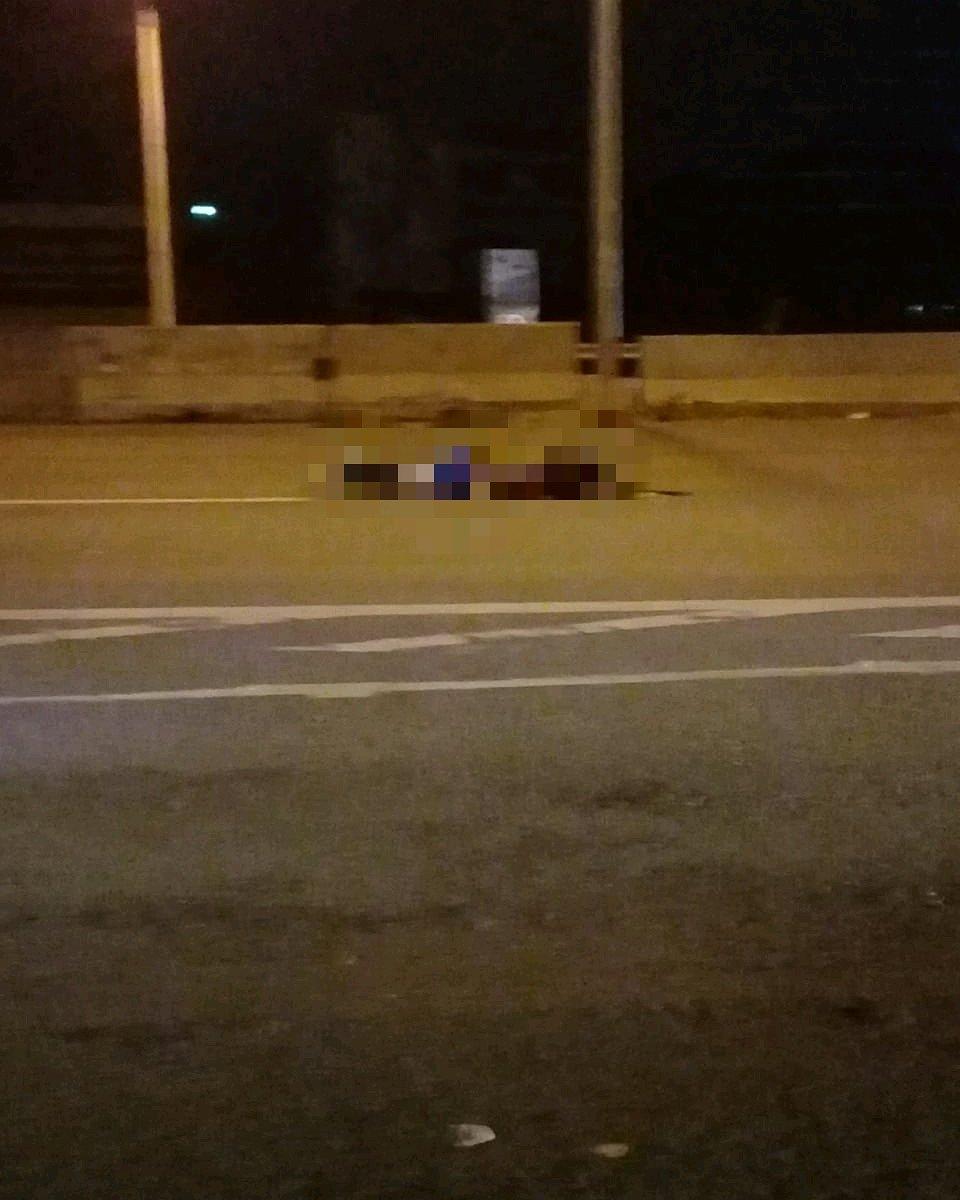 Una victima fatal por atropello en autopista Arraiján-La Chorrera