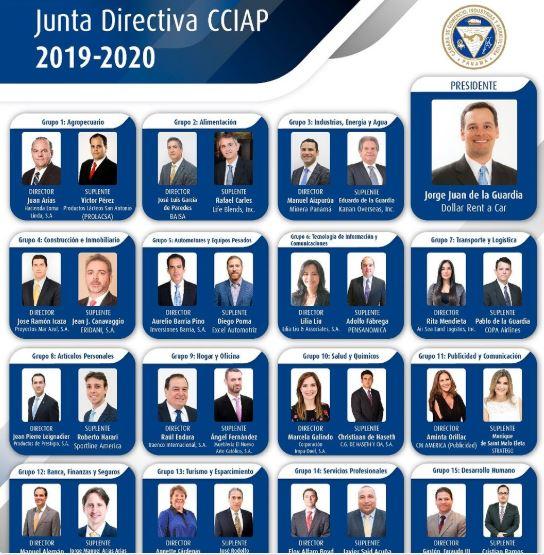 Mujeres se empoderan en la junta directiva de la CCIAP