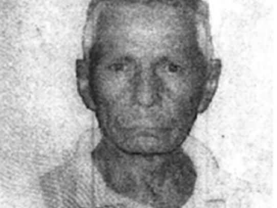 Solicitan información para hallar a Faustino Rivera Hidalgo desaparecido