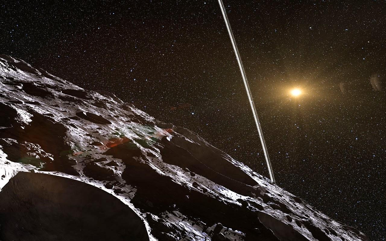 El poderoso meteorito que nadie vio (excepto los satélites)