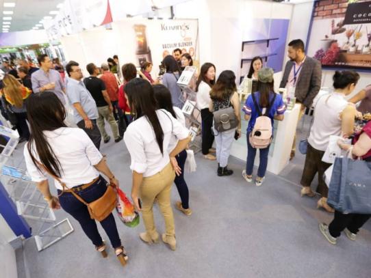 Expocomer cierra con transacciones por $130 millones