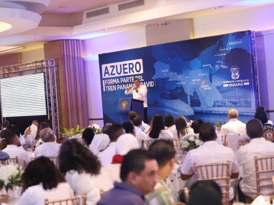 Presentan en Azuero estudio de factibilidad para construcción del tren Panamá-David