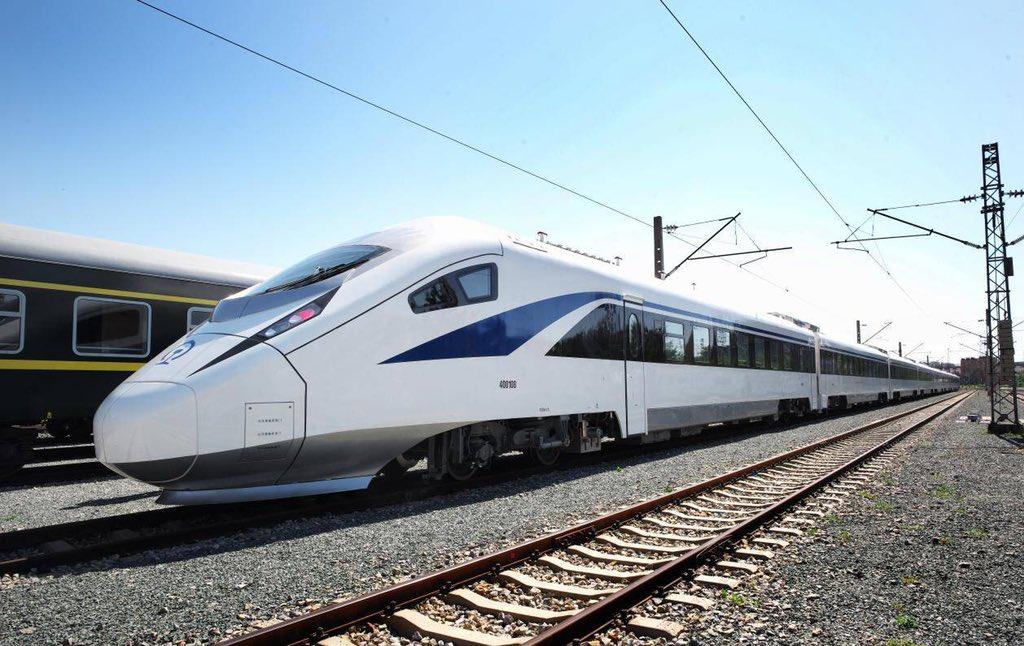 China entrega a Panamá estudio para construir un tren hasta Chiriquí
