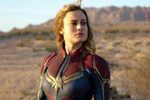"""Capitana Marvel"" continúa encabezando la taquilla norteamericana"