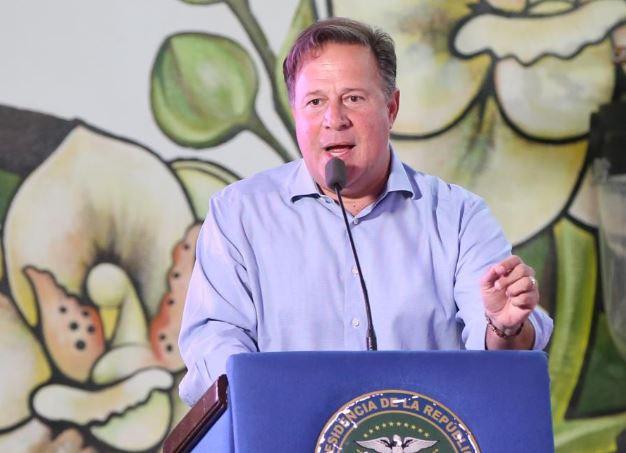 Varela defiende reglamento de escoltas del SPI para expresidentes