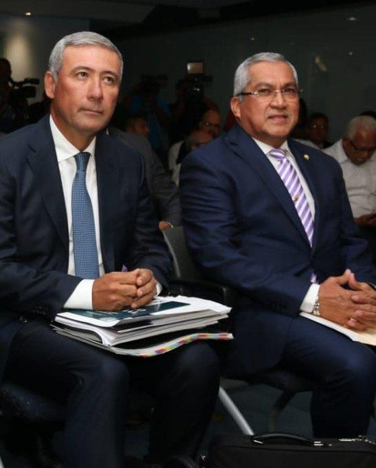 Comisión recomienda al Pleno de la Asamblea ratificación de Zamorano y Arrocha como magistrados de la CSJ
