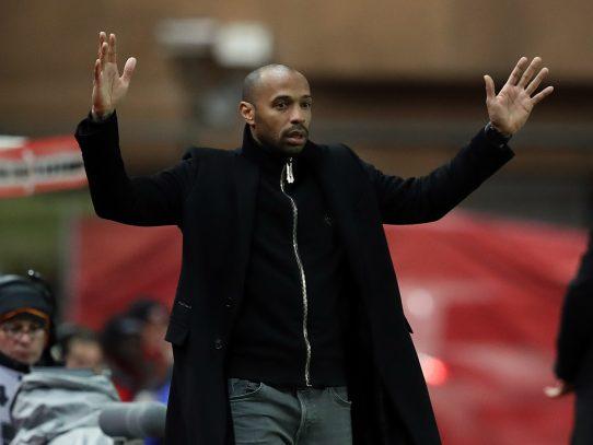 New York Red Bulls niega fichaje de Thierry Henry como entrenador