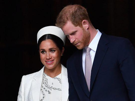 Enrique y Meghan boicotean la prensa sensacionalista británica