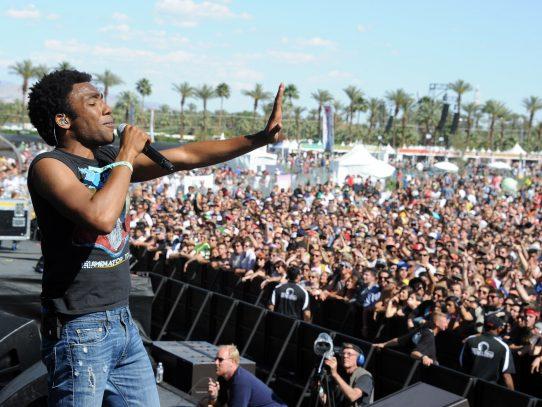 La película de Donald Glover se estrena en Coachella