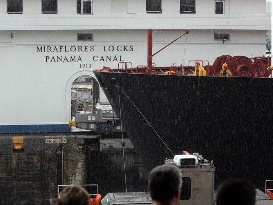Hombre pierde la vida mientras trabajaba en las esclusas de Miraflores