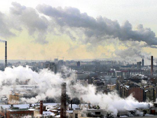 La alta concentración de CO2 en la atmósfera, en su máximo en 3 millones de años