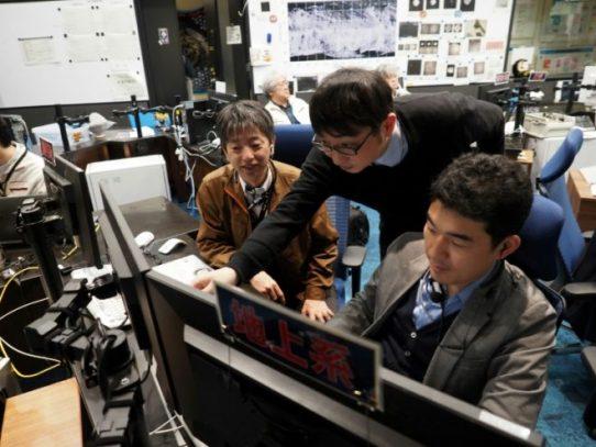 La sonda japonesa Hayabusa2 intenta crear un cráter en un asteroide