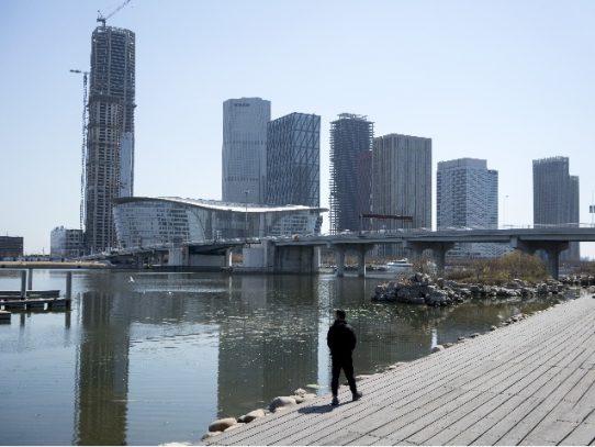 La 'Manhattan de China' no tiene habitantes, pero ya acumula deudas