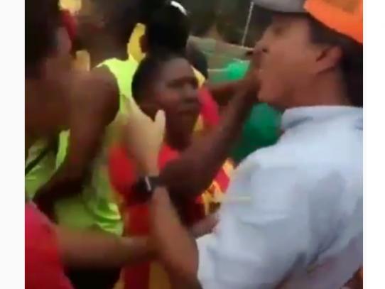 """Diputado """"Pancho"""" Alemán da su versión del incidente durante gira en San Miguelito"""