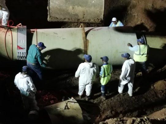 Clases en centros educativos de Arraiján y La Chorrera continuarán suspendidas por falta de agua