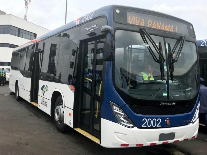 Mi Bus fija límite de usuarios por unidad y uso obligatorio de tapabocas