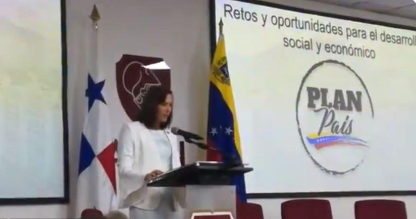 Panamá desconoce a Faviola Zavarce como embajadora