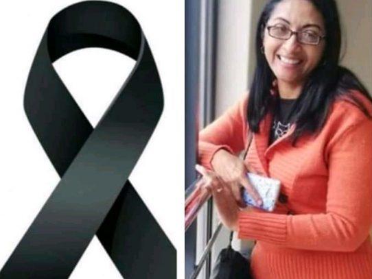 Madre asesinada por su hijo era docente y activista política en Arraiján