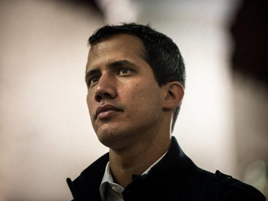 Juan Guaidó: A Maduro le queda poco tiempo