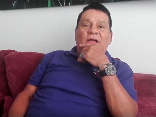 """Roban moto en casa de Roberto """"Manos de Piedra"""" Durán"""