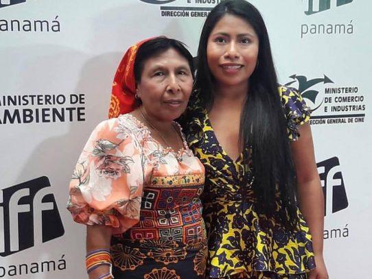 """La mexicana Yalitza Aparicio quiere dedicarse """"100%"""" a la actuación"""