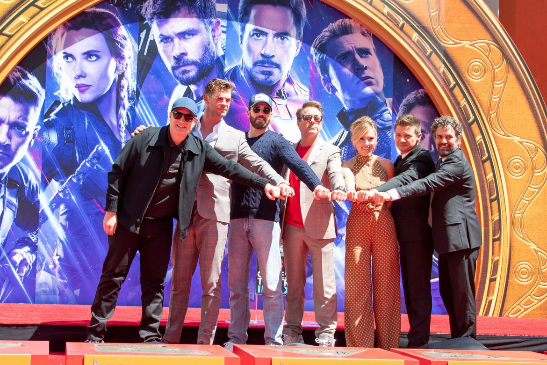 """Avengers: Endgame"" cierra tres semanas al frente de la taquilla de EEUU"