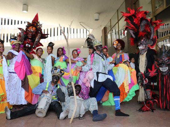 Festival de Congos y Diablos de Portobelo tendrá artesanías, gastronomía y presentación del grupo Afrodisiaco