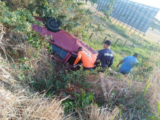 Mueren dos personas por accidente de tránsito en Gorgona