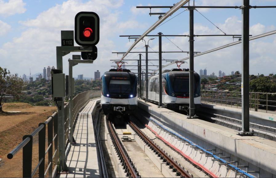 Servicio parcial en la Línea 1 del Metro de Panamá