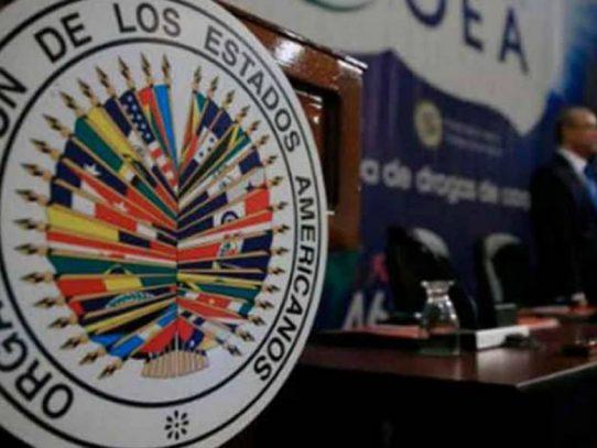 La OEA analiza una resolución en rechazo a las elecciones en Venezuela
