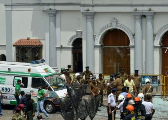 Panamá condena y lamenta ataques en Sri Lanka que dejaron 207 muertos