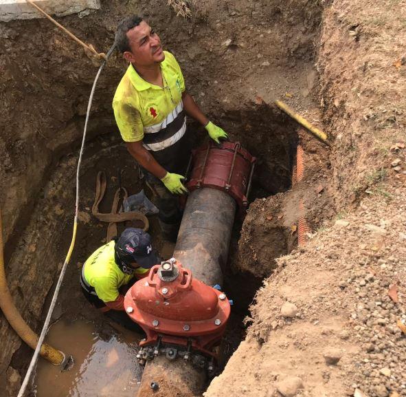 Culminan trabajos en Ancón; sistema se mantiene en recuperación