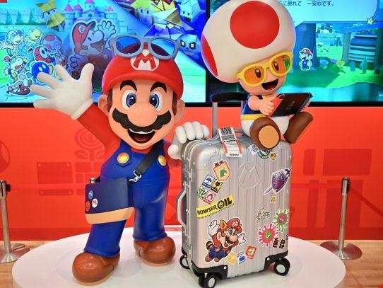"""El parque temático japonés """"Super Mario"""" se inaugurará en febrero"""