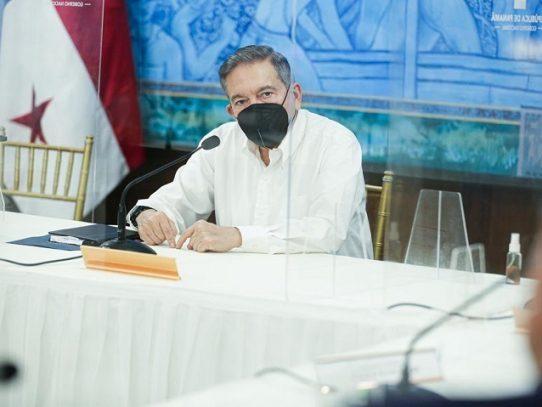 Presidente Cortizo suscribe acuerdo que extiende hasta junio de 2021 el uso de banda ancha de internet