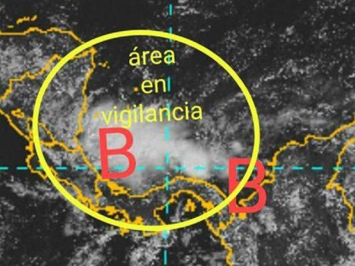 Sinaproc emite aviso de vigilancia porintensificación del sistema de baja presión