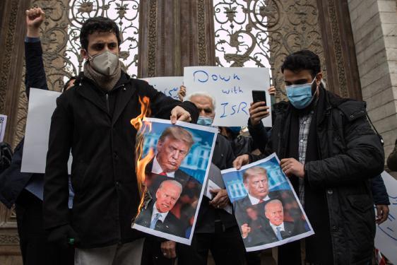 Opinión: Estimado Joe, ya no se trata de las armas nucleares de Irán