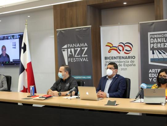 El Panama Jazz Festival sigue educando e innovando con la décima octava edición virtual