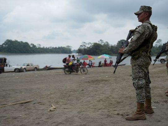Ecuador decomisa récord de 128 toneladas de droga en 2020