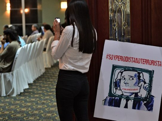 La represión contra los periodistas se agravó con la pandemia, según RSF