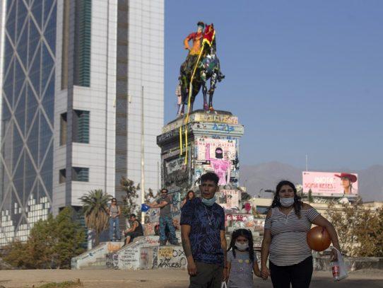 Chile extiende estado de excepción por pandemia