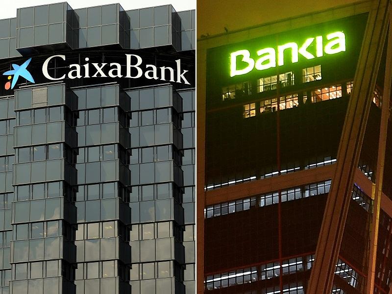 Accionistas de Bankia aprueban fusión con su compatriota español Caixabank