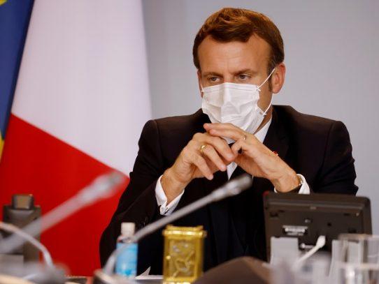 Macron da positivo por covid-19 y obliga a aislarse a varios líderes europeos