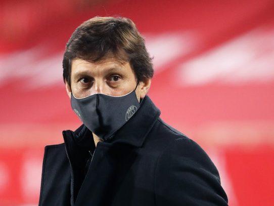"¿Messi al PSG? ""No es momento de hablar de ello"", responde Leonardo"
