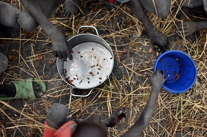 La pandemia de covid-19 agravó el hambre en el mundo, según la FAO