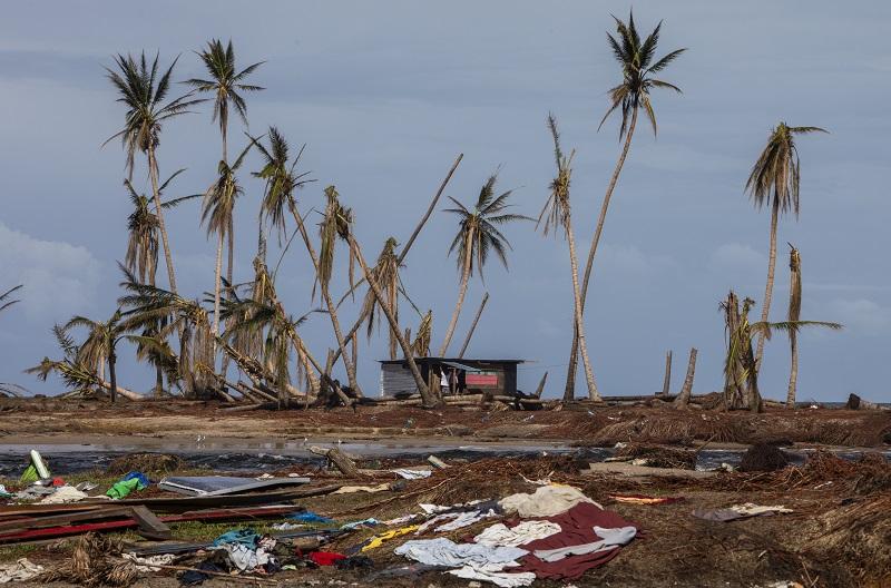 Los huracanes se ensañaron con los indígenas en Nicaragua