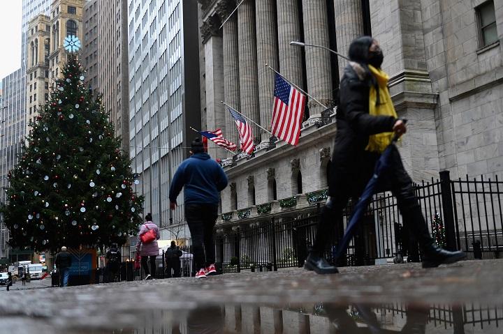 Wall Street cierra sin dirección clara pese al plan de estímulo