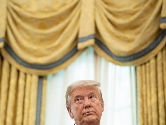 Trump aparecerá en Georgia, en una apuesta por el control del Senado en EE.UU.