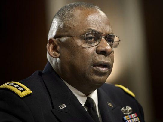 Biden nombra al general Lloyd Austin para ser el primer jefe negro del Pentágono