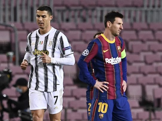 Diez años de reinado casi ininterrumpido de Messi y Cristiano Ronaldo